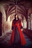 Keeper of the Cloister by slight-art-obsession