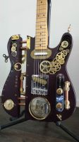 steampunk guitar. by ChiefRat