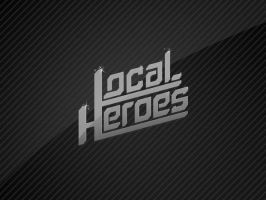 Local Heroes Wall by auua