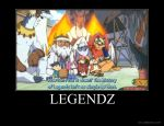 Legendz vs The 4th Wall Part 1 by KlarkKentThe3rd