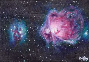 sp11 Orion Nebula by Anavar