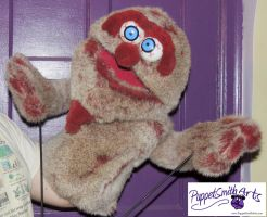 Available at www.etsy.com/shop/PuppetSmithArts by kingart4
