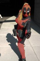 Lady Deadpool VI by versidian