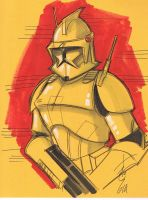 Commander Cody by Hodges-Art