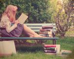 Books have to be heavy by Moonlight-Traveller
