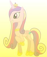 Princess Cadence by chocoqueen112