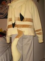 Pikachu Jacket -HAND MADE- by Allyerion