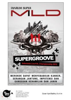 Supergroove by Janitra