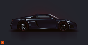 Noble m600 by AeroDesign94