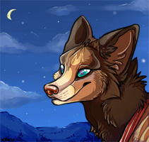 Caustic Icon commission by nightspiritwing