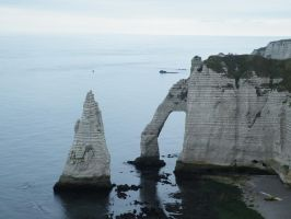 Etretat's Pin by Gruuumsh