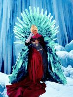 ...it looks like I'm the Queen (winter is coming) by ValeMagi88