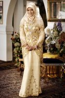 Malay Wedding Bride by Raz1n