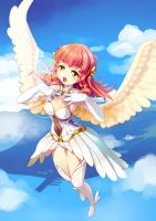 Angelic Chant of Heaven by AmberClover