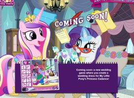 Cadance Dress-up Game Available by Crisnanegab