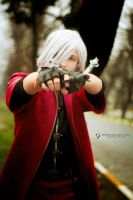 Dante from Devil May Cry by OptimusProduction