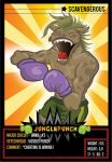 jungle punch :Hyena by Sergi-luis