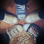 Happiness Is Chucks by lomocotion