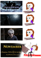 My reaction to the trailer ROTG by N-Smeshinka