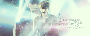 [Cover] Wu Yi Fan - All my love is for you by Vampire0903