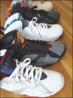 Air Jordan 7 Lineup pt 1 by BBoyKai91