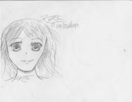 First drawing ever by luv-SASUHINA