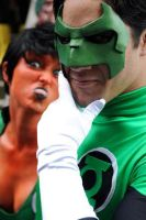 Never mess with an Ex Kyle Rayner by ComicChic19