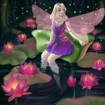 Fairy Dragonfly by WiskyLittle