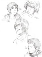 McFly- The Boys by fruits-basket-head