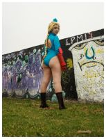 Vicky as Cammy White SF by 61x