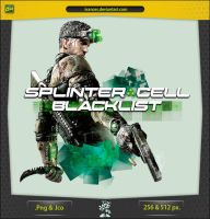 Splinter Cell Blacklist - ICON v4 by IvanCEs