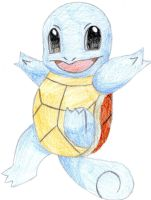 Squirtle hug for PedroRiegel :) by Ciarrenn