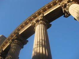 Hovering Columns... by yeaboikat