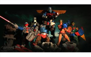 MOTUC - Delta Squad by McMuth