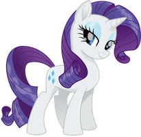 rarity MLP movie style by illumnious