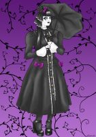 Gothic Lolita by Tamie-Lee