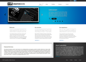 CreativeWork Layout by KanYST