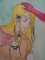 Failed attempt at Germania by CharmingDarkness