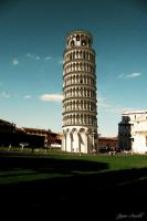 Pisa Tower by aroche