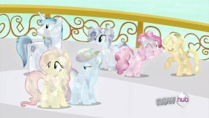 - Crystal Ponies - by Ponyphile