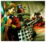 Dr Who PATIENT ZERO by BrianAW