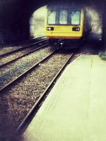 009 Approaching Train by DistortedSmile