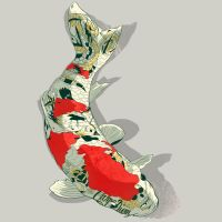 Tattooed Koi by daleconcepts by Design-By-Humans