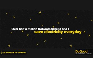DoGood: Save Power by mayankg