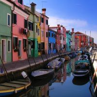 Burano colours by krigl