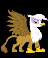 Gilda the Gryphon by Marcoooootje1