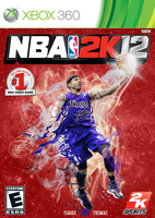 NBA 2K12: Isaiah Thomas Cover by chronoxiong