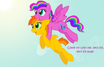Come Fly With Me by StarryOak