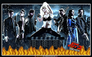 SIN CITY 2: A DAME TO KILL FOR by CSuk-1T