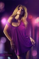 Color of night by Vitaly-Sokol